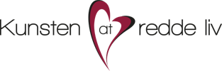 Logo Kunsten At Redde Liv